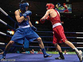 Почему Олимпийские Боксеры Так Много Прыгают По Рингу?