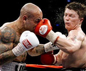 7 Простых Контр-Ударов для Боксеров