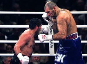 Как Победить Высокого Боксера?