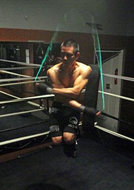 Базовая программа тренировок по боксу