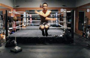 Трюки на Скакалке для Бокса
