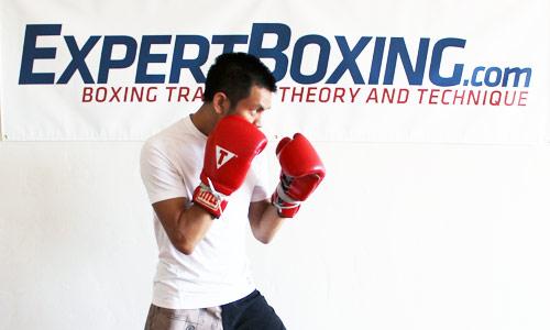 Боксерский Секрет - Опускай Бедра