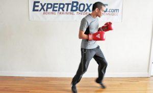 Боксерский Челнок — Техника Работы Ног