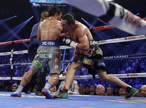 нокауты в боксе