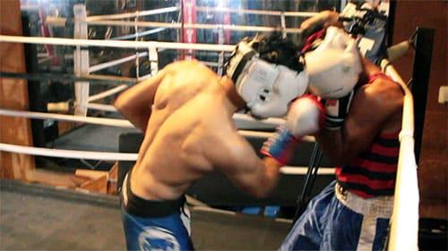 ближний бой в боксе